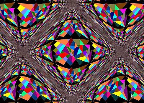 Colors in Chaos by George Landers