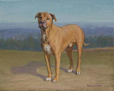 Commissioned Portrait by Robert H Sibold