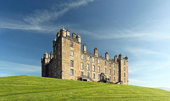Drumlanrig Castle by Grant Glendinning