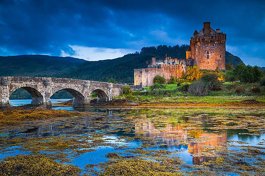 Eilean Donan Castle by Stefano Termanini