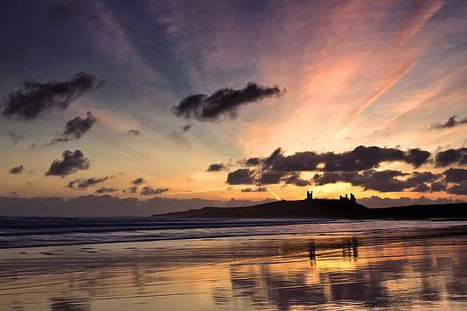 David Pringle - Embleton Bay Sunrise