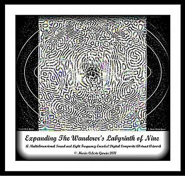 Expanding the Wanderer's Labyrinth of Nine by Maria Celeste Garcia