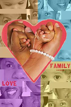 Family Love by Rick Brandon