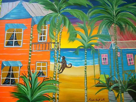 Fantasy Island by Linda Bright Toth