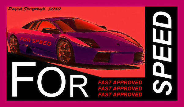Fast Approved by David Skrypnyk
