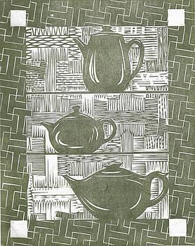 3 for Tea by Jennifer Harper