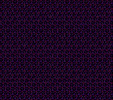 Fractal Pattern Duvet by Bruce Nutting