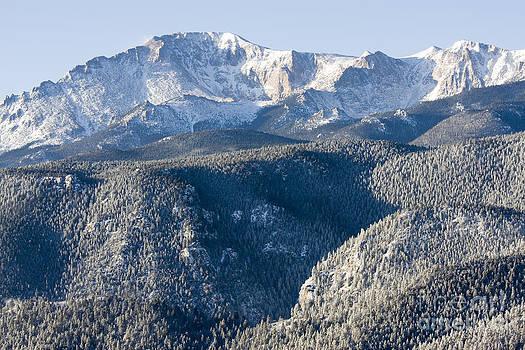 Steve Krull - Fresh Snow on Pikes Peak