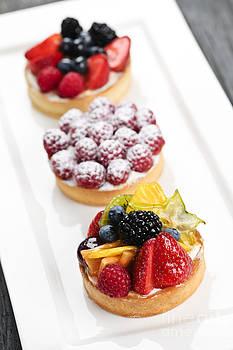 Elena Elisseeva - Fruit tarts