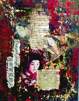 Geisha by Debra Crank
