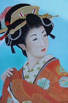 Christine McMillan - Geisha Girl