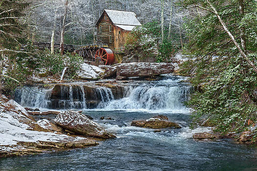 Mary Almond - Glade Creek Grist Mill