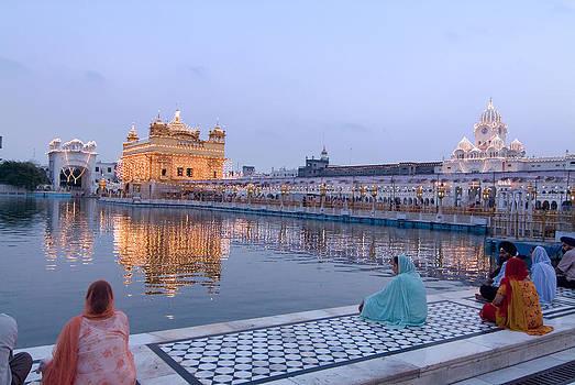 Devinder Sangha - Golden Temple