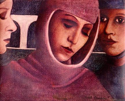 3 Graces by Michel Campeau