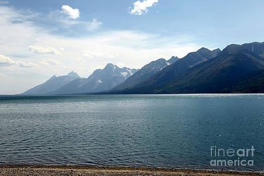 Sophie Vigneault - Grand Teton National Park