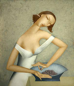 Grapes by Nicolay  Reznichenko