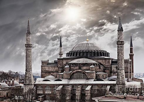 Sophie McAulay - Hagia Sophia Istanbul