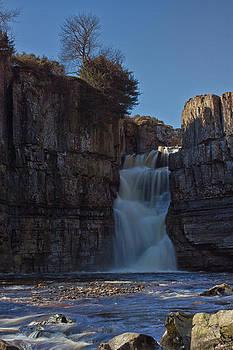 David Pringle - High Force Waterfall
