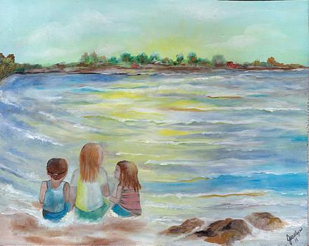 3 Kids by Jacalyn Hassler Yurchuck