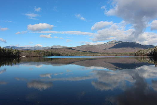 Chocorua Lake by Jeffrey Akerson
