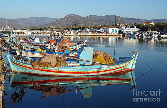 George Atsametakis - Skala Kallonis port