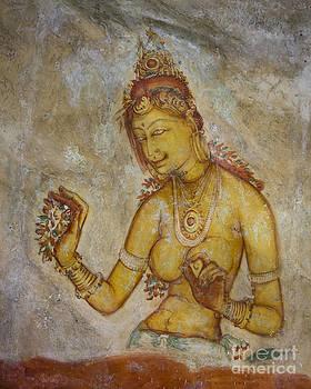 Lions Rock Wall Painting by Hitendra SINKAR