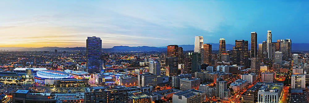Kelley King - Los Angeles Skyline