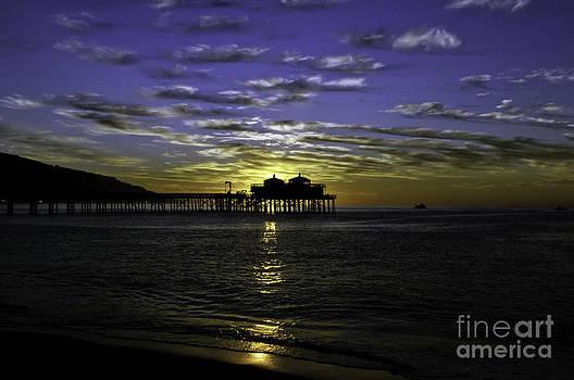 Malibu Morning by Bill Baer