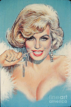 Marilyn Monroe by Dick Bobnick