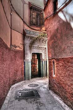 Marrakesh Medina by Sophie Vigneault