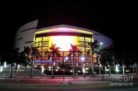 Miami Heat  by Andres LaBrada