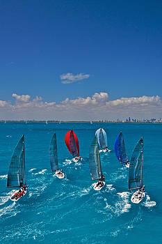 Steven Lapkin - Miami Skyline