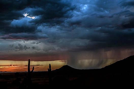 Tam Ryan - Monsoon Sunset