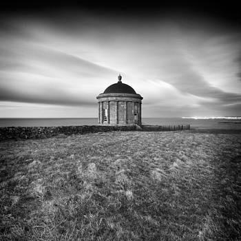 Mussenden Temple by Pawel Klarecki
