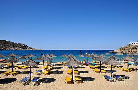 George Atsametakis - Mylopotas beach