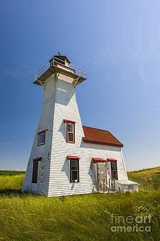 Elena Elisseeva - New London Range Rear Lighthouse