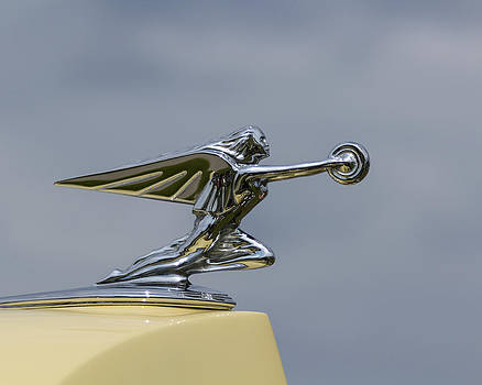 Jack R Perry - Packard 1936-37
