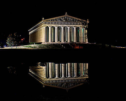 Parthenon by Patrick Collins