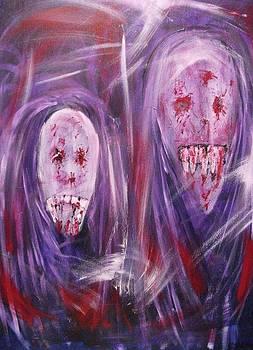 Portrait of a Vampire by Randall Ciotti