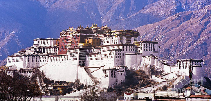 Tim Hester - Potala Palace Tibet