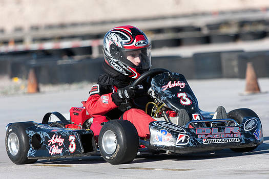 Gunter Nezhoda - Racing Go Kart
