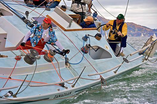 Steven Lapkin - San Francisco Sailing