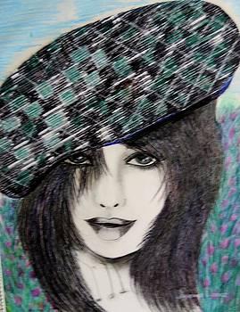Scottish Girl by Suzanne Thomas