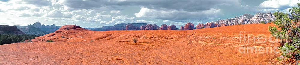 Gregory Dyer - Sedona Arizona - Submarine Rock