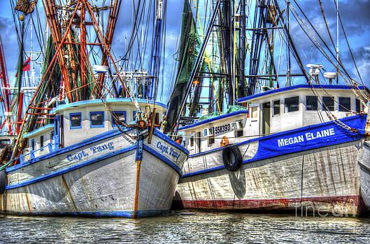 Dale Powell - Shrimp Boats Season