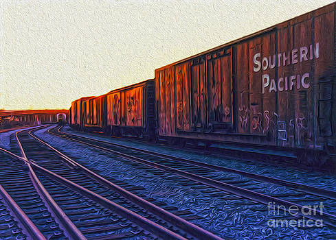Gregory Dyer - Southern Pacific