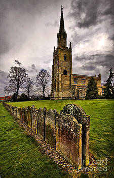 Darren Burroughs - ST GEORGES CHURCH Methwold