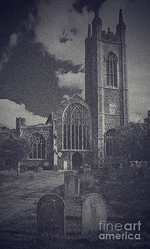 Darren Burroughs - St Marys Church Bungay