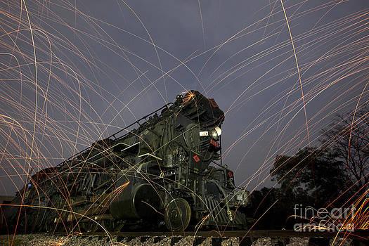 Keith Kapple - Steam Locomotive