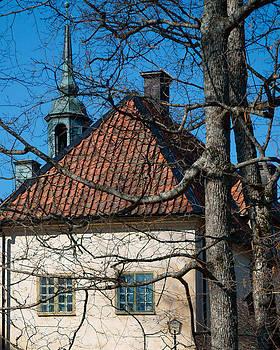 Stockholm Tyreso slott by Evgeny Lutsko